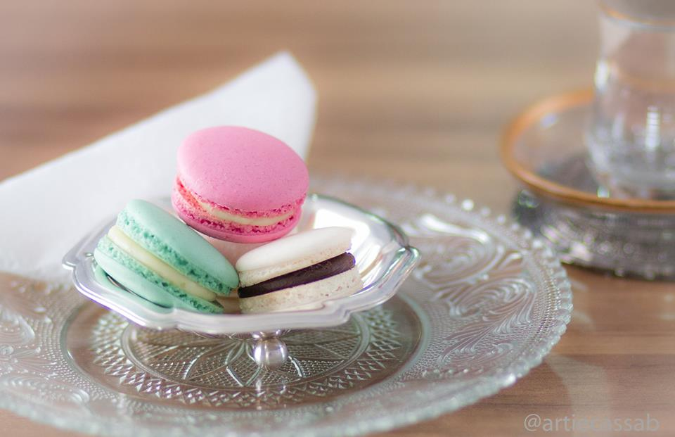 macarons do Artur Cassab